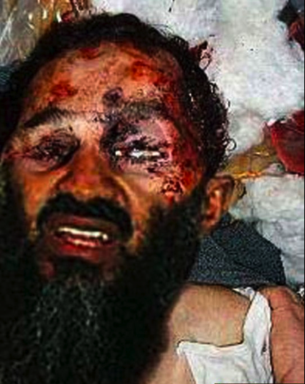 osama bin laden dead. Shortly after Osama Bin Laden
