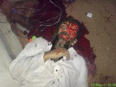 Bin laden killed video leaked celebrity